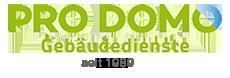 pro domo Gebäudedienste Logo
